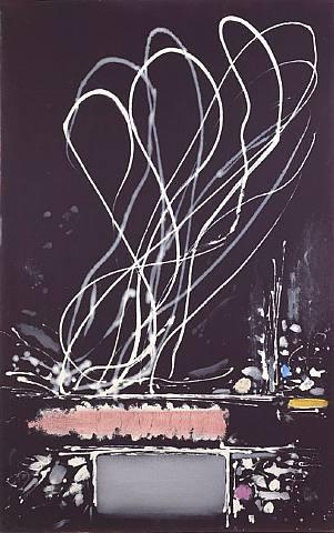 Swing Street, 2001 - Dan Christensen