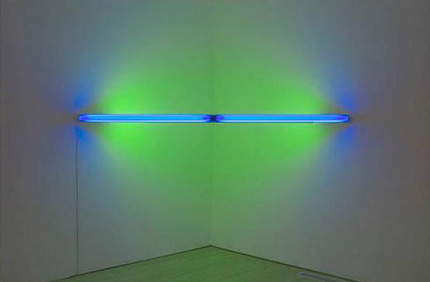 Untitled, 1969 - Dan Flavin