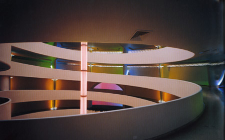 Untitled (to Tracy, to celebrate the love of a lifetime), 1992 - Dan Flavin
