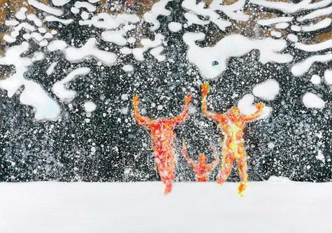 Winterreise 3, 2009 - Daniel Richter