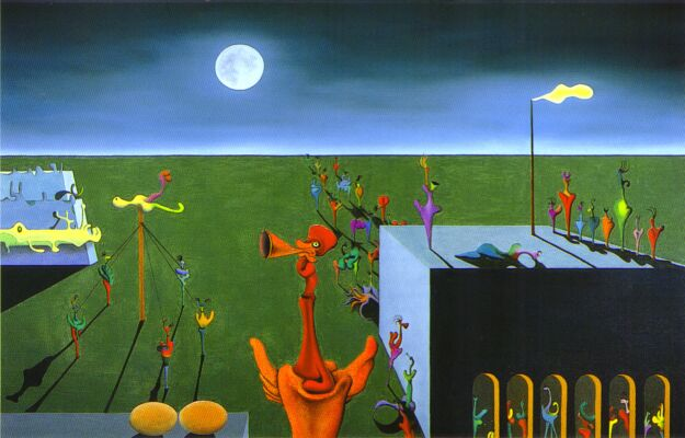 The Red Guard - Desmond Morris