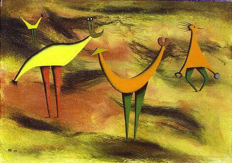The Survivors, 1950 - Desmond Morris