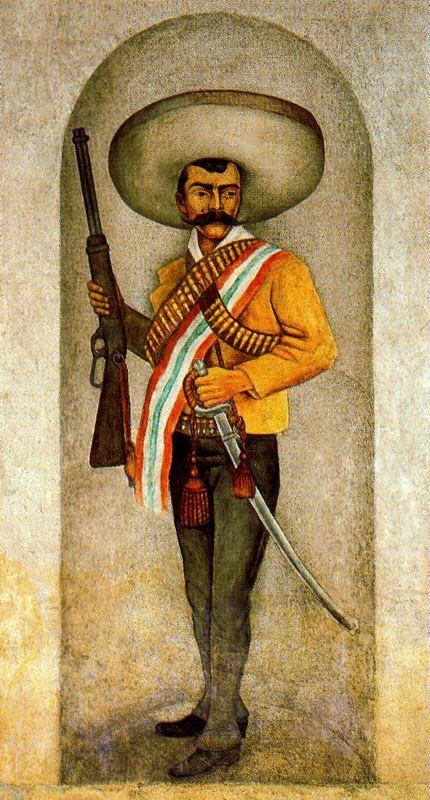 Zapata, 1930-1931