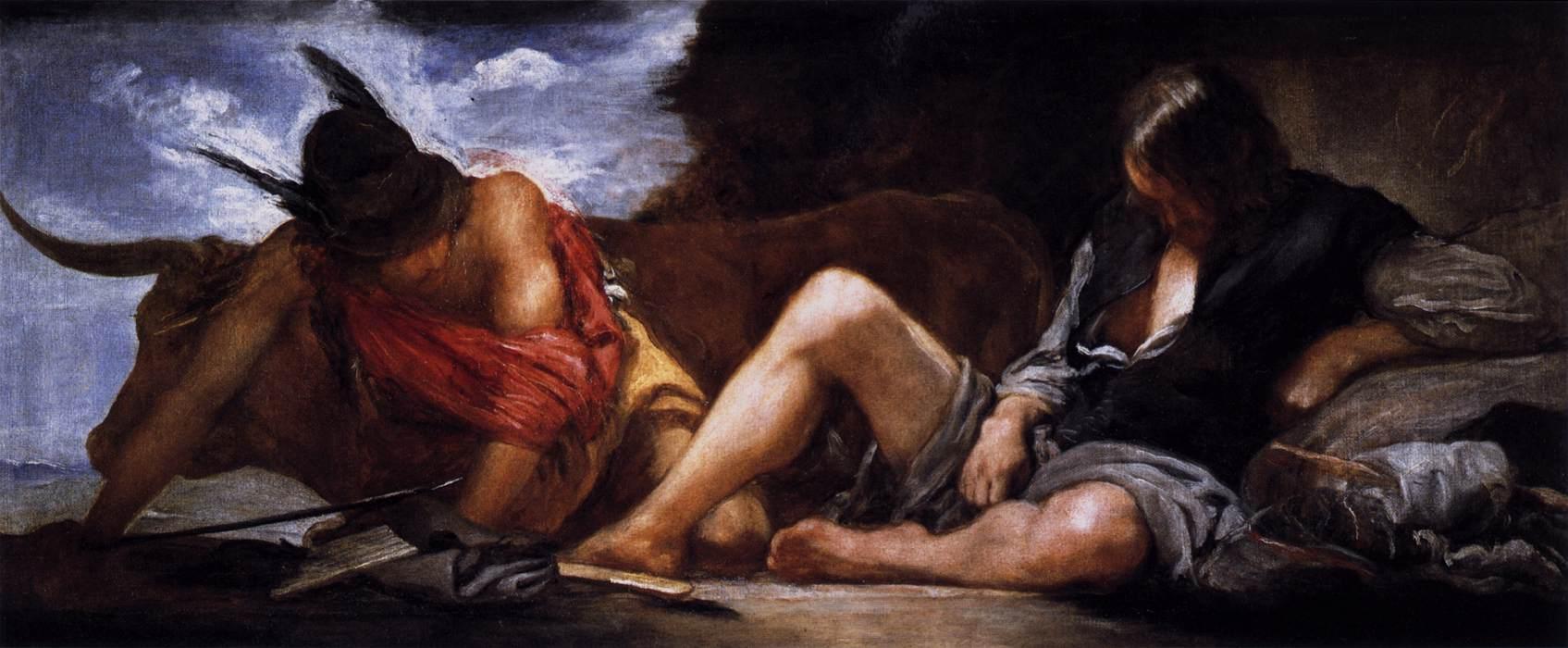 Mercury and Argus - Diego
