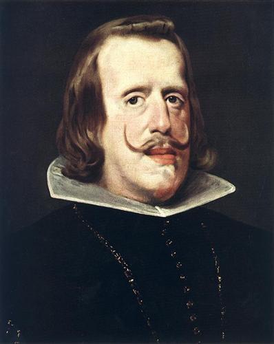 Portrait of Philip IV - Diego Velazquez