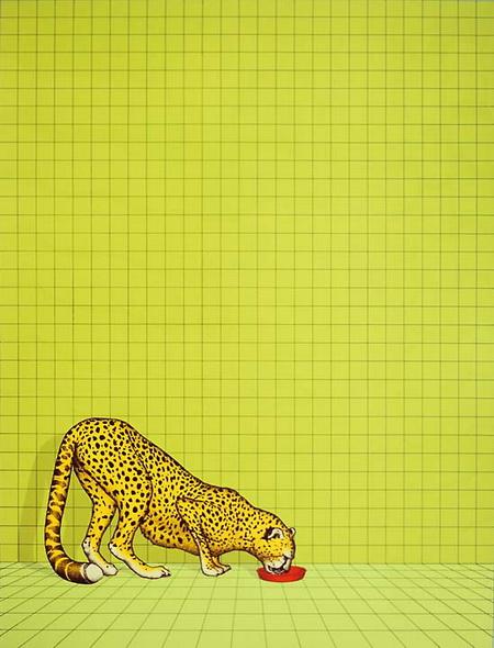 Gepard, 1978 - Dieter Asmus
