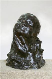 Child Head - Dimitrie Paciurea