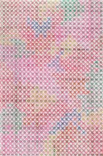 Appearance of Crosses 2004-11 - Ding Yi