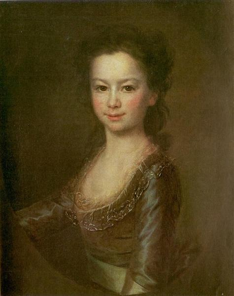 Countess Maria Vorontsova - Dmitry Levitzky
