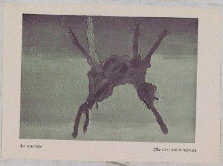 ? (Indecipherable Divination), 1945 - Дольфи Трост