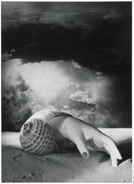 Sans Titre (Main-coquillage), 1934 - Dora Maar