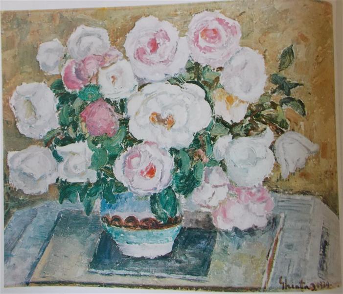 Roses, 1939 - Dumitru Ghiatza