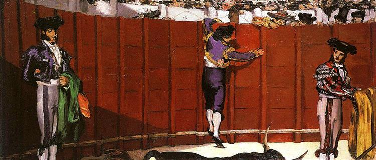 The Bullfight, 1864 - Edouard Manet