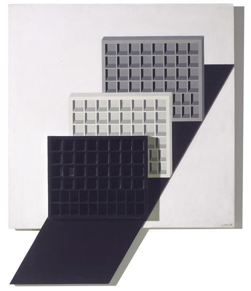 Estrutura nº 10, 1968 - Эдуардо Нери