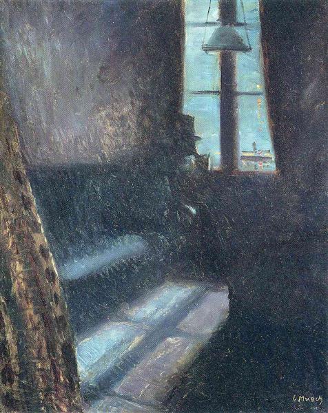 Night - Edvard Munch