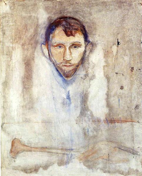 Stanislaw Przybyszewski, 1895 - Edvard Munch