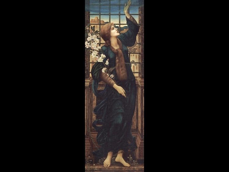 Hope, 1896 - Edward Burne-Jones