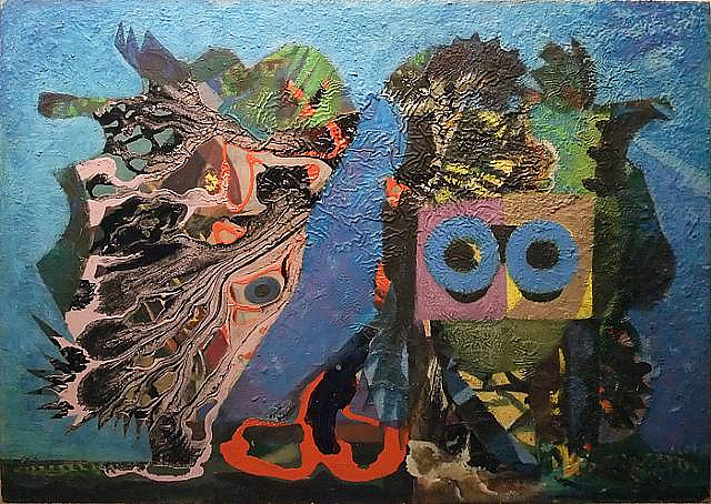 An Exceptional Occurrence, 1950 - Eileen Agar