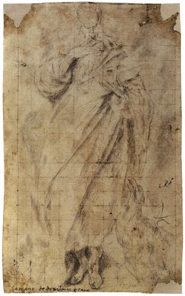 Saint John the Evangelist, c.1577 - El Greco