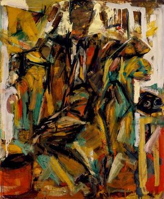 Elaine De Kooning Paintings For Sale