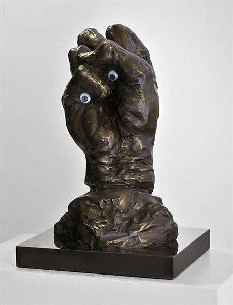 Fist, 1946 - Enrico Donati