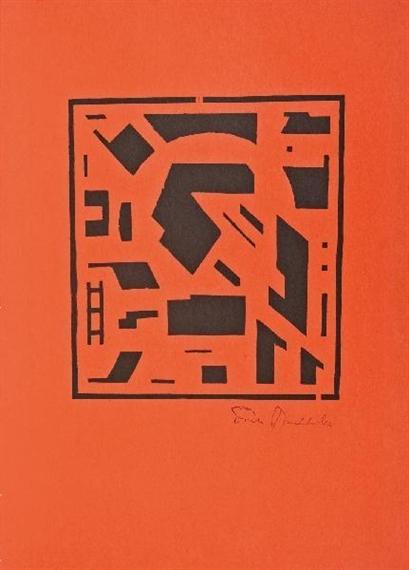 Composition, 1920 - Erich Buchholz