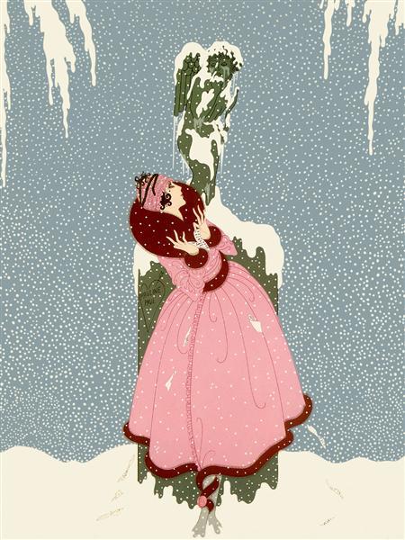 The End of Romance - Erte