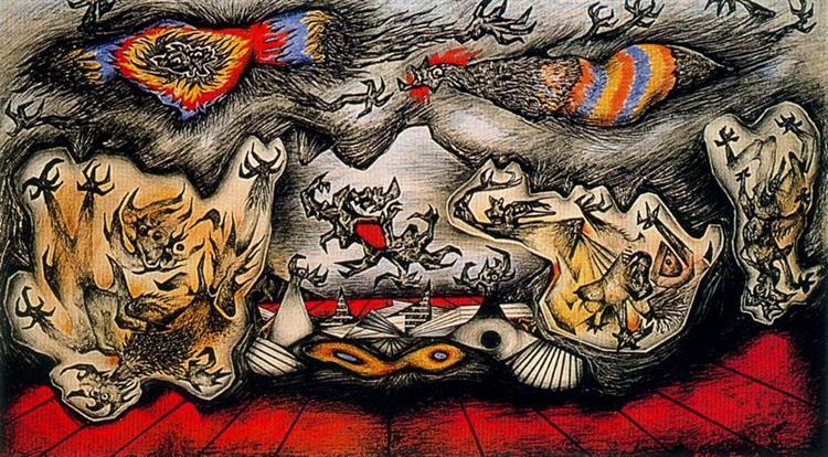 Composición, 1934 - Esteban Frances