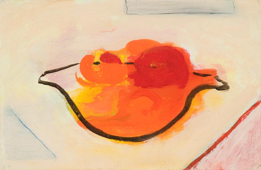 De fruitschaal, 1988