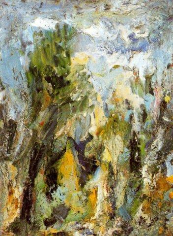 Clear Landscape, 1952 - Ежен Леруа