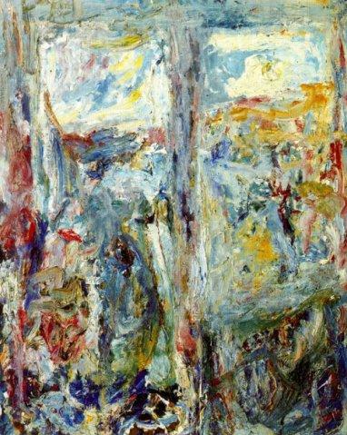 Window, 1954 - Eugene Leroy