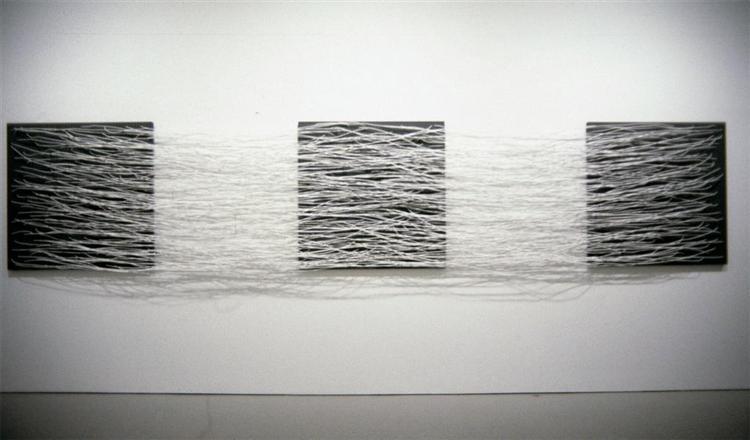 Metronomic Irregularity II - Eva Hesse
