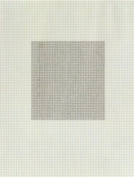 Untitled, 1967 - Eva Hesse