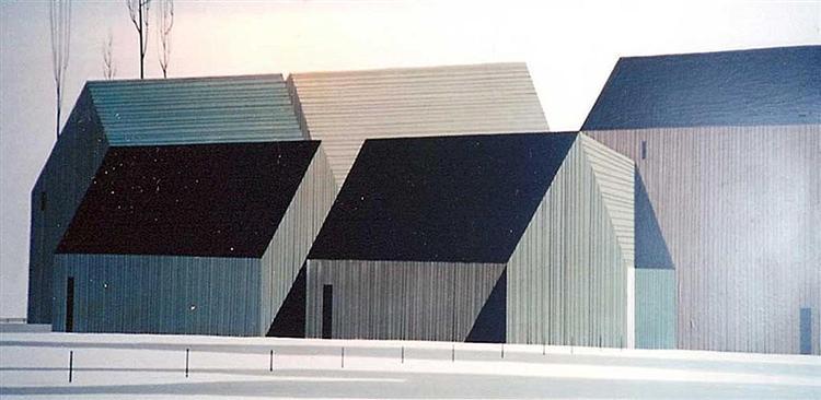 Barns, 1966 - Eyvind Earle