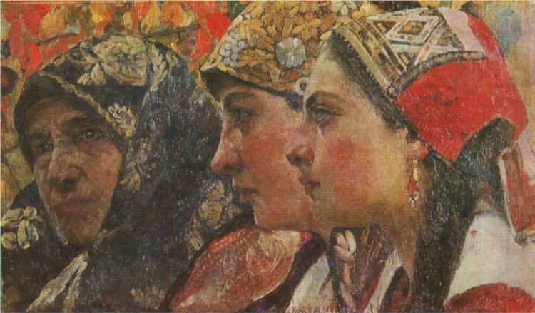 Três Gerações, 1913 - Fedir Krychevsky