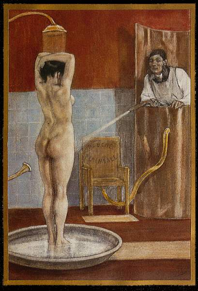 The Shower, 1878-1881