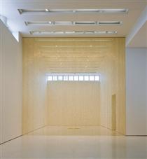 """Untitled"" (Golden) - Felix Gonzalez-Torres"