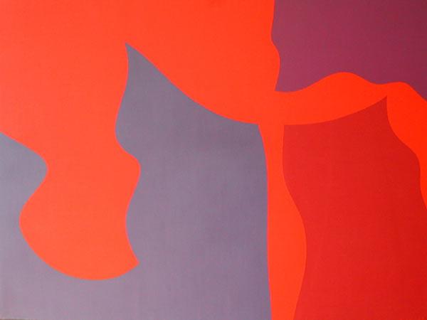 Passage-érosion, 1968 - Fernand Leduc