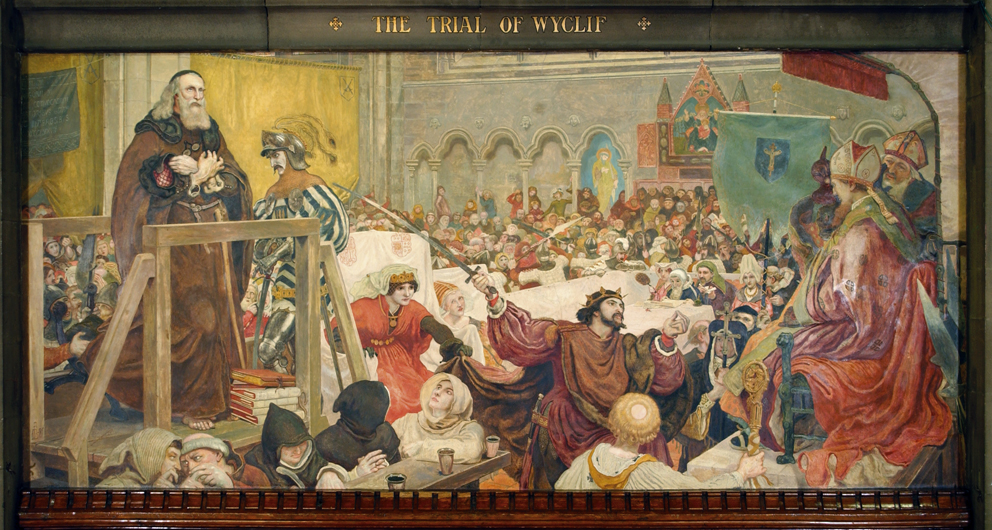 The Trial of Wycliffe A.D.
