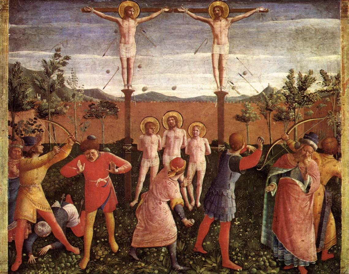 Resultado de imagem para Saints Cosmas and Damian
