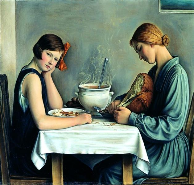 Tailleuses de soupe, 1933 - François Barraud