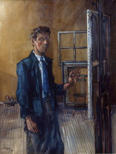 Self-portrait, 1942 - Francis Gruber