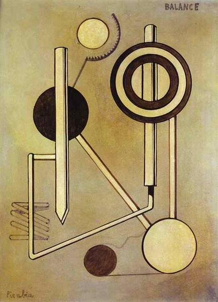 Balance - Francis Picabia