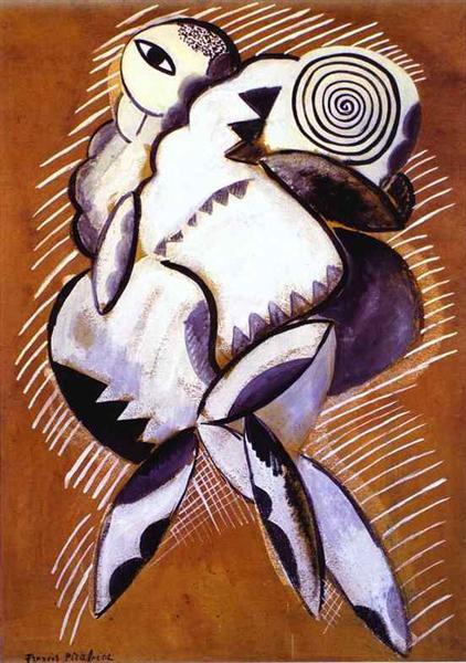 Cyclope, c.1924 - c.1926 - Francis Picabia