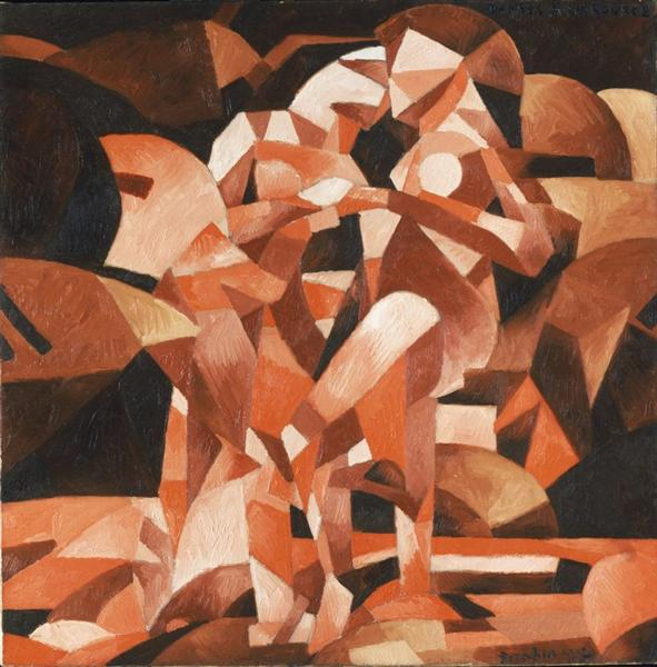 Dances at the Spring, 1912 - Francis Picabia