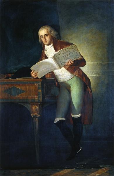 Duke of Alba, 1795 - Francisco Goya