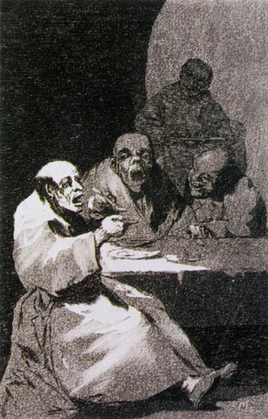 They are hot, 1797 - 1798 - Francisco Goya