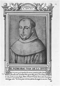San Juan de la Cruz - Francisco Pacheco