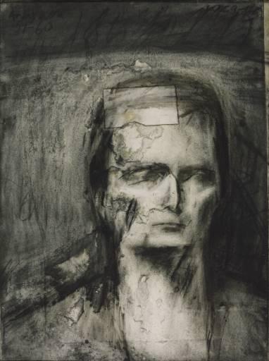 Head of E.O.W., 1959 - 1960 - Frank Auerbach