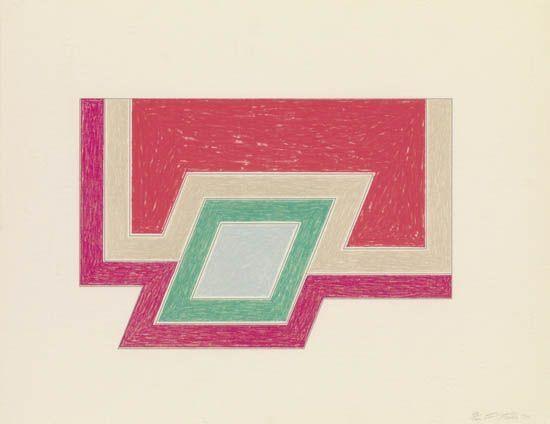 Conway, 1974 - Frank Stella